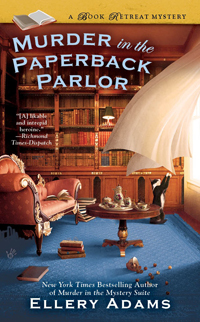 A Book Retreat Mystery - Murder in the Paperback Parlor